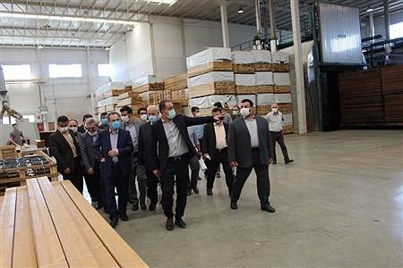 بازدیداستاندار تهران و نمایندگان مجلس شورای اسلامی از مراکز تولیدی و شهرک های صنعتی اسلامشهر | Sasan Haghshenas