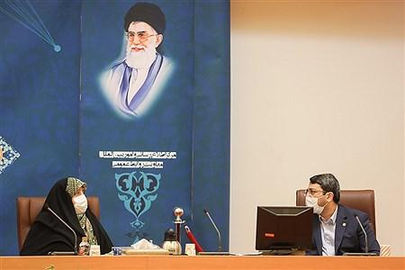 یکصد و سی و سومین جلسه شورای اجتماعی کشور | Behrooz Khalili