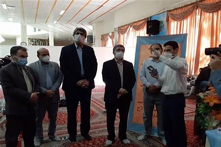 مسابقات قرآن عترت و نماز دانش آموزان دختر سراسر کشور به صورت مجازی در مشهد |