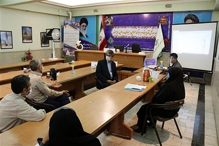 برگزاری دهمین دوره انتخابات مجلس دانش آموزی خراسان رضوی به صورت مجازی | Javad Ebrahimi