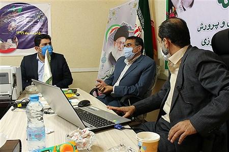 برگزاری دهمین دوره انتخابات مجلس دانشآموزی و شورای دانشآموزی استان خوزستان  | Mohamad Shahrokh Nasab