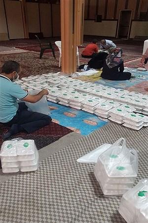 آماده سازی بیش از دو هزار پرس غذا به مناسبت عیدغدیر در مجتمع فرهنگی مذهبی خیریه ابن حسام و توزیع بین نیاز مندان شهرستان بیرجندو خوسف | zohreh taki