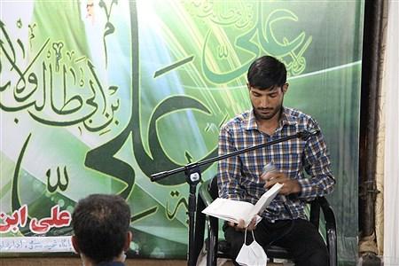 گردهمایی بزرگ شب عید غدیر خم در شهرستان خوسف استان خراسان جنوبی   Zohreh taki