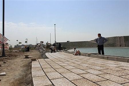 اجرای پروژه پارک شش و نیم هکتاری شهرستان اسلامشهر  | Zahra Sohrabi