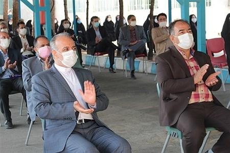 برگزاری جشن عید غدیر خم و تجلیل از سادات در اداره کل آموزش و پرورش استان خراسان جنوبی | MohadesehHesami
