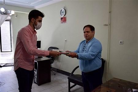 دانش آموزان خبرنگار خبرگزاری پانا بصورت خود جوش، روز خبرنگار را به خبرنگاران  آذربایجان شرقی تبریک گفتند. | Mahdi Rafiee kia