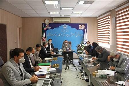 برگزاری چهارمین جلسه پروژه مهر با محوریت بازگشایی مدارس از 15شهریور     Mohtashmi