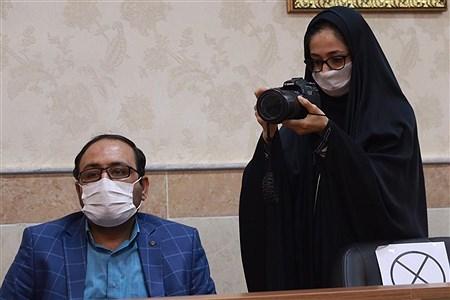 بازدید جانشین فرمانده سپاه قم از خبرگزاری پانا | Mohammad Dargahi