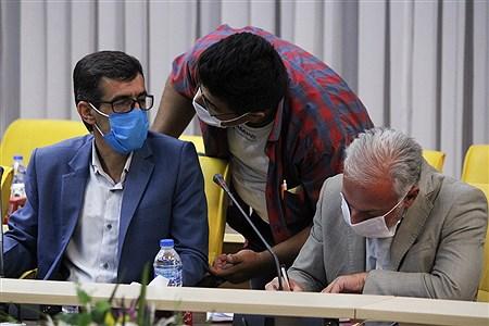 آیین تجلیل از خبرنگاران خبرگزاری پانا با حضور معاون فرهنگی وزیر آموزش و پرورش و مدیر اداره کل آموزش وپرورش استان | Mahdi Razavi poor