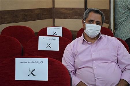 اختتامیه جشنواره فجر صادق در منطقه 14 | Mohammad Reza Asghari