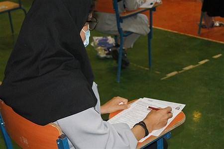 کلات(پانا)-امروز پنجشنبه سی ام مرداد99، کنکور سراسری در گروه های آزمایشی علوم انسانی و علوم ریاضی و فنی در شهرستان کلات همزمان با سراسر کشور برگزار شد.   Ali saadadti