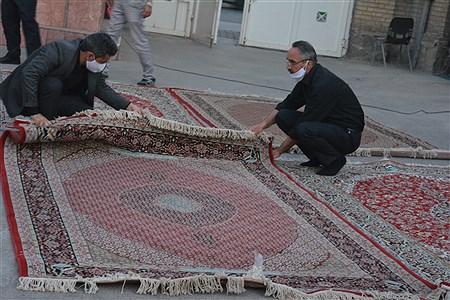 اماده سازی و اقامه سوگواری دهه اول محرم به میزبانی هیئت فرهنگیان ناحیه یک خراسان رضوی | Mohamad Hadi SHahrodi zadeh