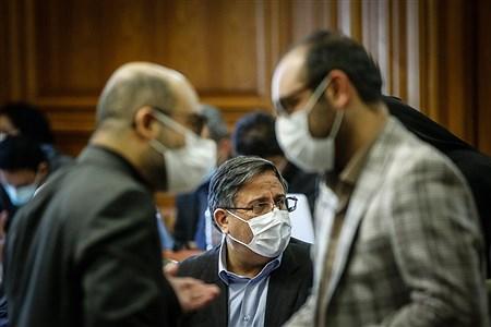 انتخابات هئیت رئیسه شورای شهر تهران | Ali Sharifzade
