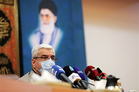 نشست خبری معاون سیاسی  وزیر کشور | Behrooz Khalili