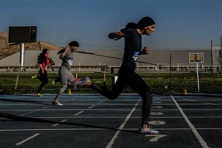 مسابقات جایزه بزرگ دوومیدانی بانوان | Ali Sharifzade