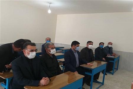 افتتاح چند پروژه خیرین مدرسه ساز   Kaivan gazalbash