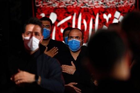 عزاداری شب ششم محرم در امامزاده صالح (ع)    Hossein Paryas
