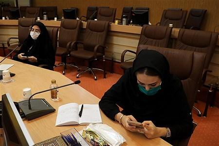 نشست خبری معاون  وزیر کشور و رییس سازمان امور اجتماعی   Behrooz Khalili