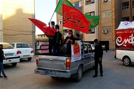 اجرای سرود احلی من العسل به صورت خیابانی در شهرستان کازرون | Koorosh Khezri Motlagh
