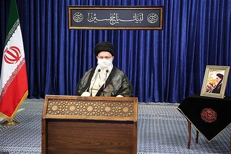 ارتباط تصویری سی و چهارمین اجلاس آموزش و پرورش با رهبر انقلاب | khamenei.ir