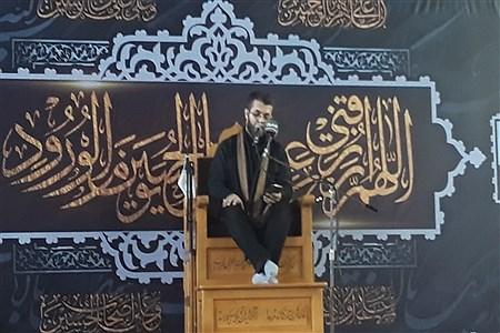 آیین سوگواری دهه دوم محرم در مصلای مدیه امام خمینی (ره) اهواز   Amir Reza Rezavi