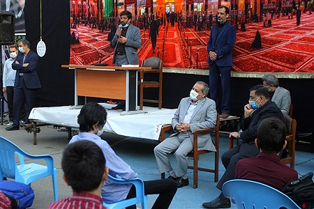 آغاز سال تحصیلی سال 1399-1400   Hossein Paryas