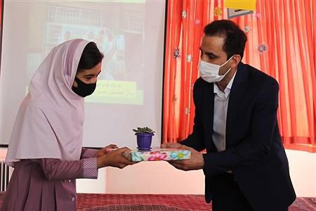 مراسم  آغاز سال تحصیلی  جدید آموزشگاه استثنایی دختران باغچه بان شهرستان اسلامشهر | Zahra Sohrabi