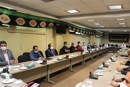 جلسه ستاد فرماندهی اقتصاد مقاومتی شهرستان اسلامشهر | Nazanin Saraei