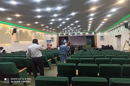 نخستین دوره آموزش مقدماتی خبرنگاری به همت بسیج رسانه در سالن شهید شهابیان کاشمر | FarzadAsodeh