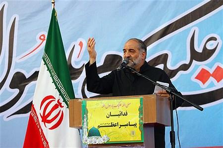 تــجمــع محکـومیــت در پــی اهــانـت به کــلام الله مجیــد و نبـی مــکـرم اســلام   Hossein Paryas