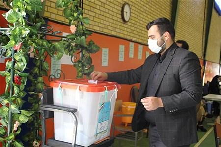 حضور مردم در دور دوم انتخابات مجلس یازدهم | Mohamad azizi