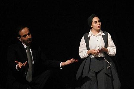 اجرای تئاتر «دوستان» | Payam Ahmadi Kashani
