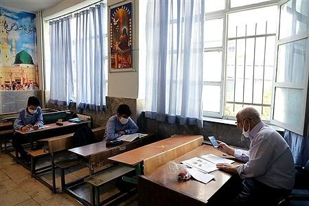 مدارس زیر سایه کرونا  | Bahman Sadeghi