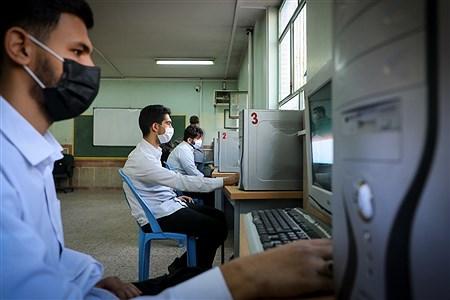 مدارس زیر سایه کرونا    Behrooz Khalili