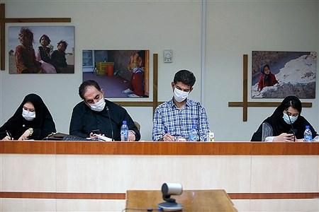 نشست خبری معاون اداری و مالی کمیته امداد | Bahman Sadeghi