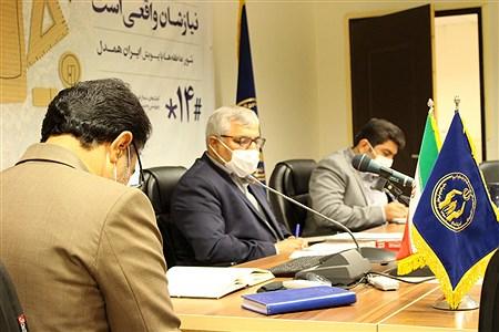 نشست خبری مدیرکل کمیته امداد امام خمینی  (ره) و رییس سازمان دانش آموزی خوزستان  | Mohamad Shahrokh Nasab