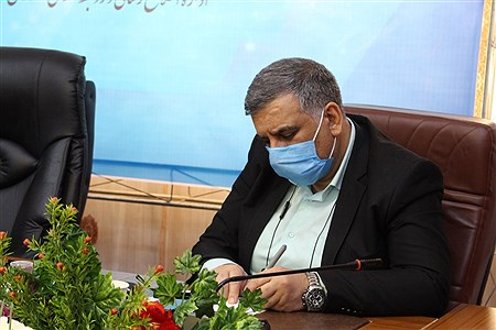 نشست  فصل تابستان شورای برنامه ریزی سازمان دانش آموزی استان خوزستان  | Amir Reza Rezavi