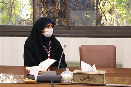 جلسه شورای سیاست گذاری سازمان دانش آموزی منطقه 1 | fatemeh merikhnejad