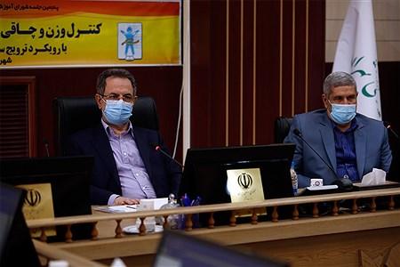 پنجمین جلسه شورای آموزش و پرورش شهرستان های تهران | Hossein Paryas