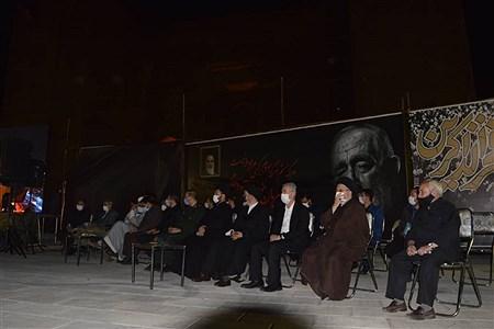 برگزارى مراسم آیین اربعین ونکوداشت رحلت فخرالذاکرین حاج فیروز زیرک کار(ره) در معصلى اعظم امام( ره) تبریز برگزار شد.  | Mahdi rafiee kia
