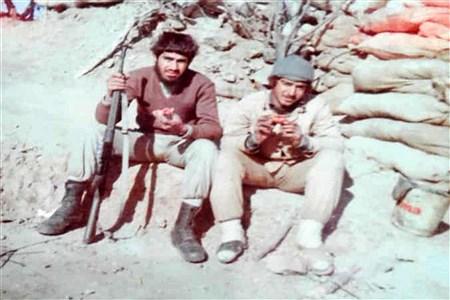 عکس وآثاربجامانده ازدفاع مقدس ویژه گرامیداشت هفته دفاع مقدس99 دهستان بورکی علیا     