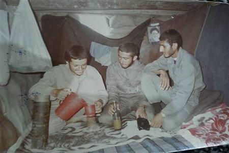 عکس وآثاربجامانده ازدفاع مقدس ویژه گرامیداشت هفته دفاع مقدس99 دهستان بورکی علیا      Archive