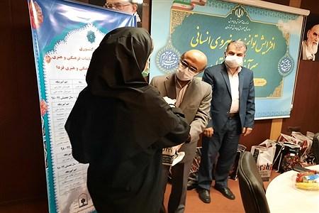 مراسم تجلیل از افتخار آفرینان منطقه 13 | Parisa Samadi