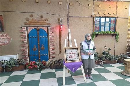 تولید محتوای سازمان دانش آموزی منطقه ۱۷    Mahmoud Kameshgaran