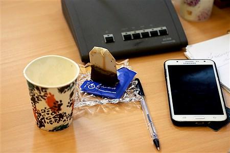جلسه بررسی چالشهای صنعت چای کشور | Bahman Sadeghi