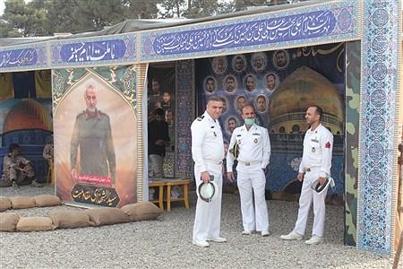 نمایشگاه دستاوردهای دفاع مقدس و مقاومت | Sajad Mahdavi