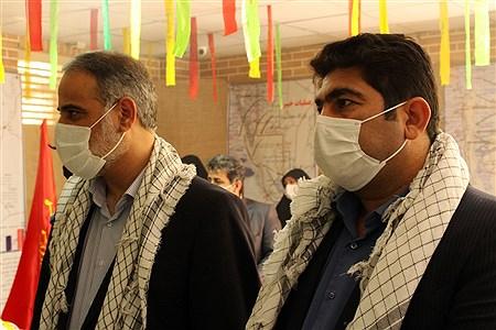 نمایشگاه ایثار و مقاومت در ناحیه 4 آموزش و پرورش اهواز    Amir Reza Rezavi