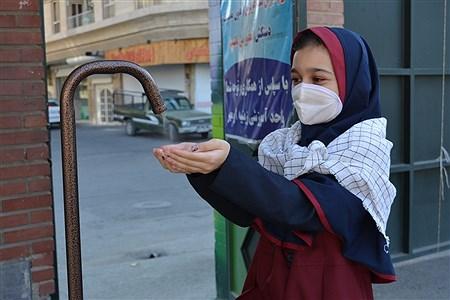 نواختن زنگ مهر و مقاومت و شور عاطفه ها در شهریار | Sara Vesagh