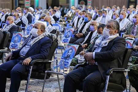 مراسم تجلیل از پیشکسوتان دفاع مقدس در آذربایجان غربی   Amir Hosein Mollazade