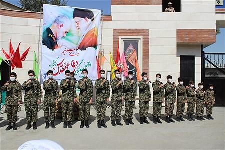 مراسم گرامی داشت آغاز هفته دفاع مقدس در شهرستان اسلامشهر   Sasan Haghshenas